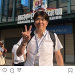 【お笑い】【悲報】暇な石橋貴明さん、今日も甲子園にいる
