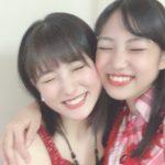 【モーニング娘。】松永里愛と北川莉央のツーショットwwwwwwwwwwwwww