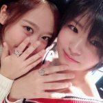 【モーニング娘。】小田さくらちゃんと加賀楓ちゃんが完全にカップルなんだが?