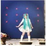 【女優】【女優】橋本環奈、「初音ミク」のコスプレで踊る動画投稿 「癒やししかない」「リアル初音ミク」と反響