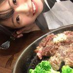 【モーニング娘。'19】岡村ほまれ「ステーキ450g余裕でした」