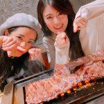 【OG】田村めいめいが乃木坂と焼き肉