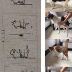 【画像】猫って実は液体だって事お前ら知ってる?