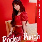 【Rocket Punch】【悲報】K-POPスター高橋朱里さんの最新画像wwwwwwwwwwww