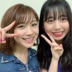 【石田亜佑美】伊勢鈴蘭「石田亜佑美さんに直接伝えられないからブログで言います。石田さんの笑顔が大好きです。石田さんの隠れファンです。」