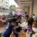 【握手、写メ会】【悲報】ファン&メンバーともにマスク強制着用で握手会再開へwwwwwwwwwww