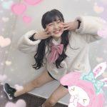 【BEYOOOOONDS】岡村美波「高瀬くるみちゃんが撮ってくれた!」