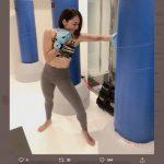 【スポーツ】【K-1】安藤美姫が、2回目のキックレッスンで早くも進化「こんなに行きたいのはスケート以来」