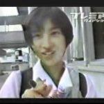 【女優】日本の歴史上、全盛期の広末涼子以上に可愛い女の子は存在しなかったし、これからも存在しないだろうと言わざるを得ない動画