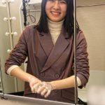 【つばきファクトリー】小片リサさん 鬼の形相で手を洗う
