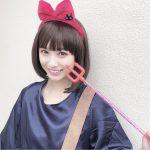 【歌手】【NMB48】「顔面最強超絶可愛い美少女」梅山恋和(16)、『魔女の宅急便』キキに変身!「世界一可愛い魔法使い」絶賛の声  [ジョーカーマン★]