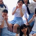 【BEYOOOOONDS】平井美葉のミニスカート姿、かわいい