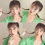 【HKT48】田中美久「色んな自分を色んな表現で見せていきたい💚」