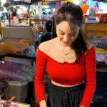 【その他】【画像】タイの屋台のお姉さん、エッチすぎる