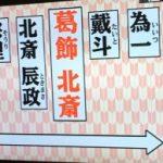 【雑談】【悲報】葛飾北斎さん、90才過ぎて急にふざけてしまう…