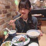 【島倉りか】島倉りか「そんな時は牛丼を食べればいいと思います。」