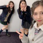 【竹内朱莉】竹内朱莉のJK制服コスプレキタ━━━━(゚∀゚)━━━━!!