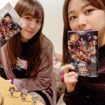 【モーニング娘。】譜久村聖と石田亜佑美が二人仲良く映画『鬼滅の刃』を見に行ったぞ!!