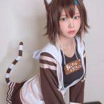 【タレント】【画像】カリスマコスプレイヤーのえなこさん、可愛い猫コスをご披露wwwwwwwwwwwwwwwwwwww