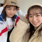 【欅坂46】関有美子&守屋麗奈 美の共演