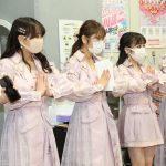 【NMB48小ネタ】なぎちゃん考案のディスタンス円陣 🙏🏻