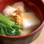 【BEYOOOOONDS】山?夢羽「山?家のお雑煮は愛知県出身なので赤味噌です」