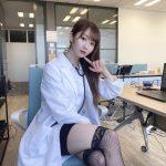【その他】【画像】美人女医さん、ミニスカで診察してしまう