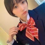 【Juice=Juice】宮本佳林ちゃんさんの制服コスプレキタ━━━━(゚∀゚)━━━━!!