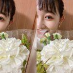 【アンジュルム】母の日を祝うために花束を抱えてBGMをかけながら登場しようとする佐々木莉佳子ちゃん「登場したらお母さんが電話中だった」