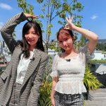 【藤園麗】【朗報】 チーム8 藤園 麗ちゃんの オパイが桜島 (^_^)