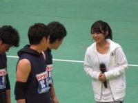 @ソフトバンクの選手がNMB48の子を口説いてました。爆笑#バトスタ【磯佳奈江】