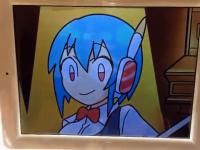 【画像】くら寿司でビリヤードをやっている女の子が可愛いすぎると話題に【見る】