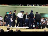 【女性・ジェンダー】【相撲協会】八角理事長が謝罪 救命処置を施した女性に土俵から下りるようアナウンスした件で