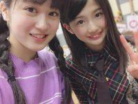 【NMB48小ネタ】#山崎亜美瑠 ちゃん#坂本夏海 ちゃん