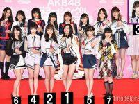 【AKB48グループ】AKBの新・神7がこちら 乃木オタさん感想をどうぞ