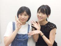 【℃-ute】矢島舞美さん、加賀様って書きすぎ問題