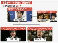 【秋元康】【悲報】 東京オリンピック理事・秋元康氏、開会式演出から外される