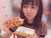 【宮崎由加】チーズホットドッグを食べる宮崎由加と稲場愛香wwwwwwwwwwwwwwwwwwwwwwwwww
