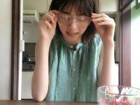 【西野七瀬】#めがねまる が、めがねに手をかけて…!?