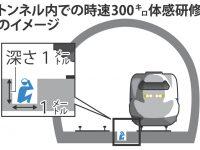 【お仕事】【企業】JR西、トンネル内に社員を座らせ、新幹線の時速300キロを体感させる研修。社員「何の意味があるのか」「見せしめのようだ」★2
