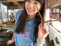 【牧野真莉愛】牧野真莉愛&加賀楓がダイビングライセンスを取得!チーム美らサンゴに参加!!