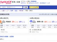 今日の東京の気温29度wwwwwそして明日の気温はwwwww【2ch.sc】