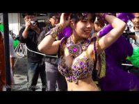 【その他】【動画】とんでもないデカ乳でサンバを踊る女、発見される