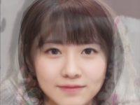 【クイズ・予想】ハロメン4人の顔足して平均顔作ったから誰か当ててみて