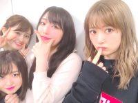 【モーニング娘。'19】見よ!森戸知沙希の最新の赤茶髪だ!
