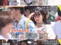 【その他】【画像】 報ステに映った渋谷の通行人が美人すぎると話題にwwwwwwwwwwwwwwwwwww
