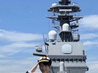 【矢島舞美】【朗報】矢島舞美さん、自衛隊広報雑誌MAMOR(マモル)の撮影で護衛艦いずもに乗船