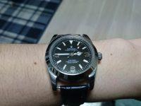 腕時計のベルト替えたぞ!【腕時計】