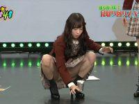 【画像】【朗報】メンバーの純白生パンツキタ━━ヾ(゚∀゚)ノ━━!!