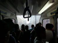 【悲報】フィリピンの電車、ちぎれる【面白】